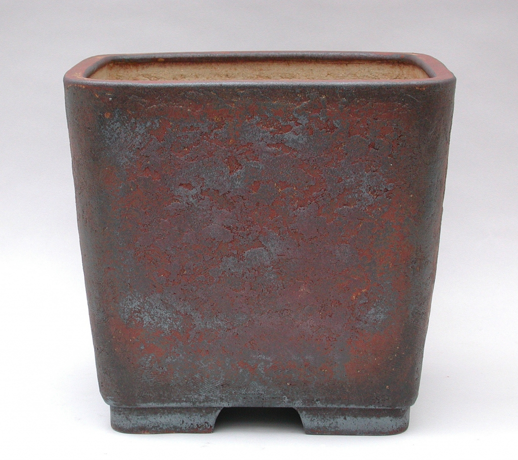 Dan Barton Square Bonsai Pot