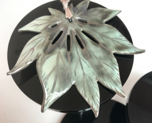 Maple Leaf Pendant No.