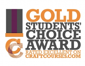 Sonya Ceramic Art Tuition Gold Badge Award