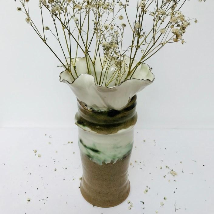 Sonoran Flower Vase Collection by Sonya Ceramic Art