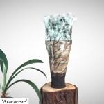Aracaceae Vase (Palm Vase) By Sonya Ceramic Art 'Ceramics Inspired By Nature'